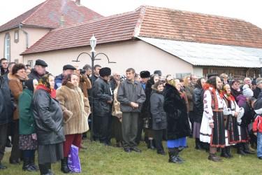 Satul Marin şi-a sărbătorit fiii