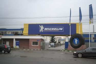 Michelin a bătut palma cu Primăria Crişeni