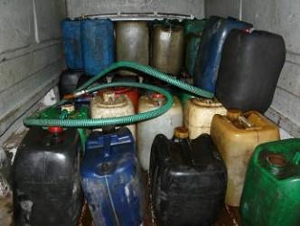 Ileanda, comuna în care se vinde apă în loc de motorină