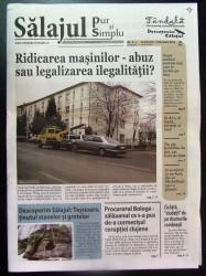 Un nou ziar pe piaţa sălăjeană