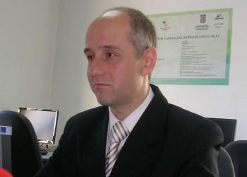 Romeo Sârca, schimbat de la şefia AJOFM Sălaj