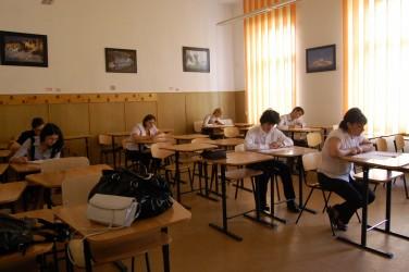 Elevii sălăjeni vor susţine simulări ale examenelor naţionale din 2013