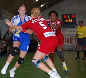 Tadici a convocat la lotul naţional trei handbaliste de la Zalău