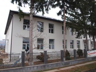 Modernizarea şcolii din Horoatu Crasnei, la final