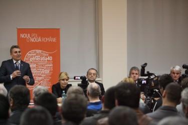 Lucian Bode o susţine pe Elena Udrea pentru preşedinţia PDL