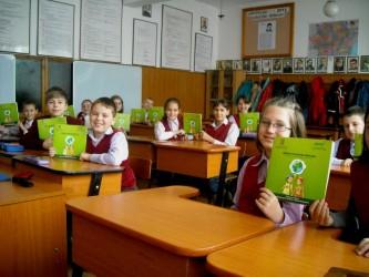 """Şcolarii sălăjeni luptă pentru premiile """"ECOlimpiada elevilor"""""""