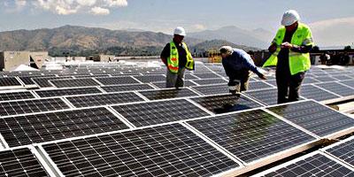 Nemţii investesc în energia solară la Someş Odorhei