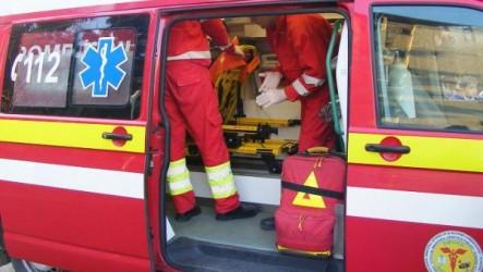 Bărbat lovit mortal de TIR în Gîlgău