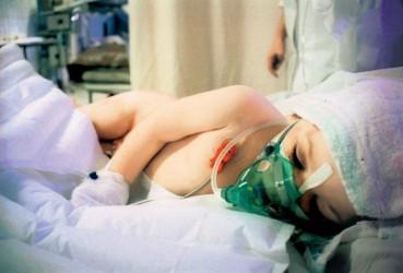 Şi-a ucis fetiţa de numai 2 luni, pentru că a plâns