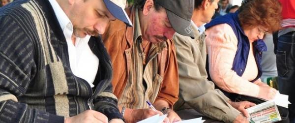 Numărul şomerilor sălăjeni trece de 7.000