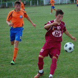 Jucător de la CS Barcău Nuşfalău, dorit de un club din Belgia