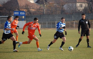 FC Zalău, la prima victorie din acest an