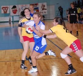 HC Zalău, ca şi calificată în sferturile Cupei EHF