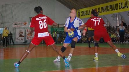 HC Zalău începe în forţă returul Ligii Naţionale