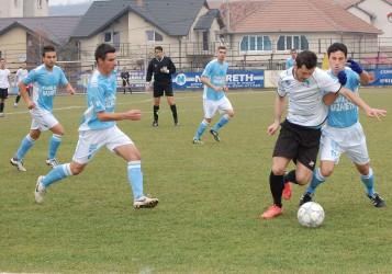 Al doilea amical câştigat de FC Zalău