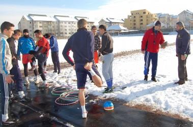 Şapte zile de pregătire centralizată pentru juniorii de la FC Zalău