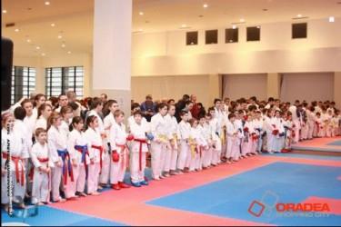 Sălăjenii, pe podium la Campionatul Naţional Şcolar de karate