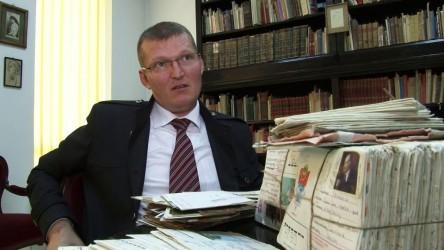 Sălăjeanul Gabriel Lavrincic, primul român invitat la Congresul internaţional de limbă rusă