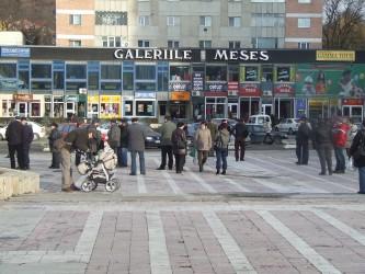 Tentativă de protest împotriva episcopului de Sălaj