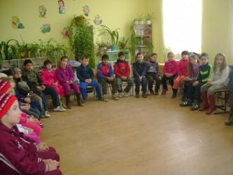 Jocuri ecologice la şcoala din Sighetu-Silvaniei