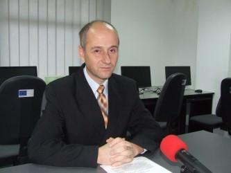 Romeo Sârca părăseşte şefia AJOFM Sălaj