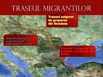 Zălăuan trimis în judecată pentru trafic de migranţi