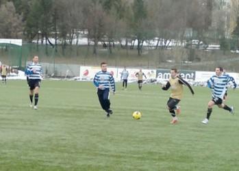 FC Zalău, învinsă la scor în primul amical