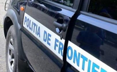 Zălăuan prins în vamă la volanul unei maşini furate
