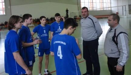 """Volei: Divizia Juniori, Seria E: Şimleuanii au fost învinşi de """"lanterna roşie"""""""