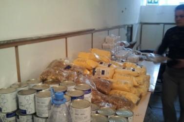 Alimente de la UE pentru şomeri, pensionari şi invalizii nevoiaşi