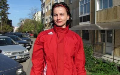 Handbalista Georgiana Ciuciulete a devenit mămică