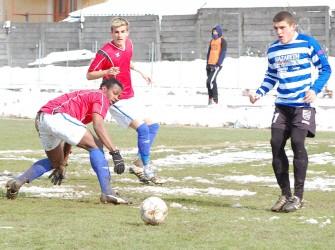 FC Zalău s-a jucat cu Sănătatea