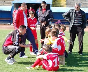 """FC Zalău s-a calificat la faza zonală a Cupei """"Hagi-Danone"""""""