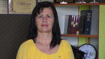Radio Transilvania – Scaunul fierbinte: Florica Pop, directoarea Bibliotecii Judeţene Sălaj