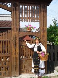"""Ileana Graţiana Pop promovează """"Mărţişorul"""" la Szeged"""