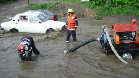 Sălajul va avea o hartă de risc a zonelor inundabile