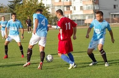 FC Zalău pierde locul patru în clasament