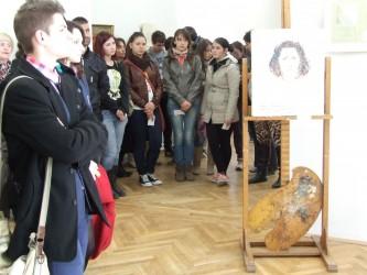 Creaţiile maestrului Sima, expuse la Muzeu