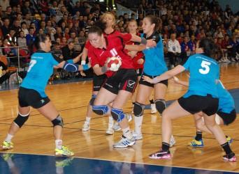 Pentru a doua oară consecutiv, HC Zalău joacă în semifinalele Cupei EHF