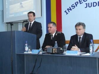 Avansări în grad şi diplome de excelenţă, de Ziua Poliţiei Române