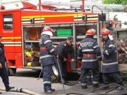 Pompierii sălăjeni, solicitaţi în Satu Mare