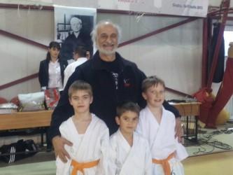 Karateka de la CS Terra-Kid Zalău, calificaţi la finala Campionatului Naţional