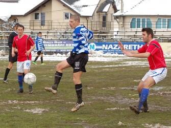 FC Zalău ţinteşte al doilea succes al returului
