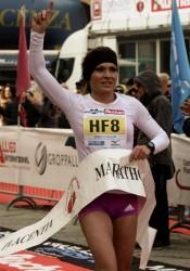 Simona Maxim a câştigat semimaratonul de la Piacenza