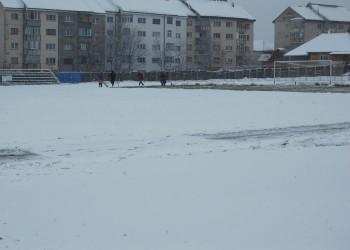 Meciul FC Zalău – Unirea Dej, amânat cu o zi