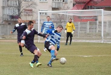 FC Zalău a remizat în ultimul amical