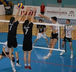 UPDATE: Remat Zalău face primul pas spre semifinale