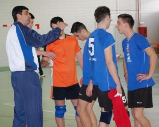 La turneul semifinal, debut cu stângul pentru juniorii I de la CSS Zalău