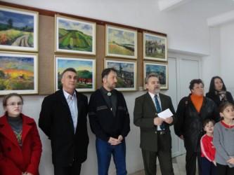 Expoziţie de pictură la Şimleu Silvaniei