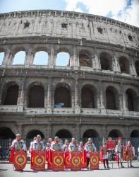 Sălăjenii, ambasadorii României la Roma